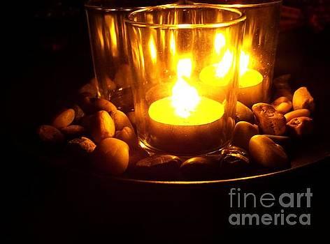 Amber Flame by Deborah MacQuarrie