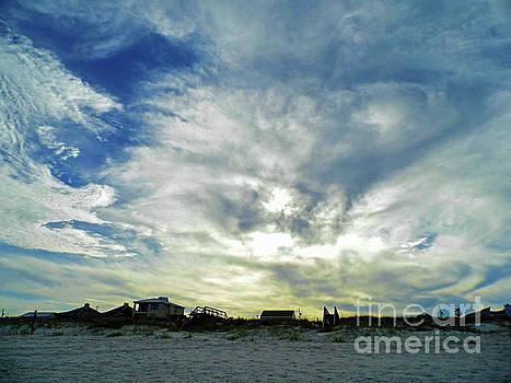 Amelia Island Sunset by D Hackett