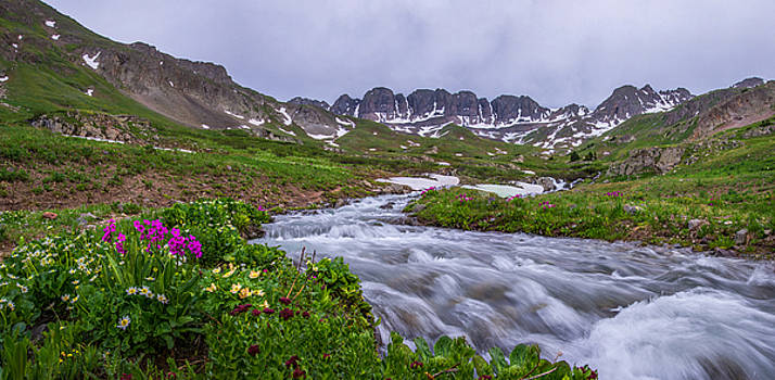 American Basin  by JT Dudrow