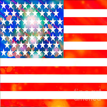 American Colour by Vicky Hutton