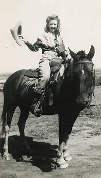 Gwyn Newcombe - American Cowgirl