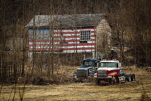 American Dream by Ray Congrove