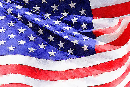 American Flag by Tears of Colors Gallery