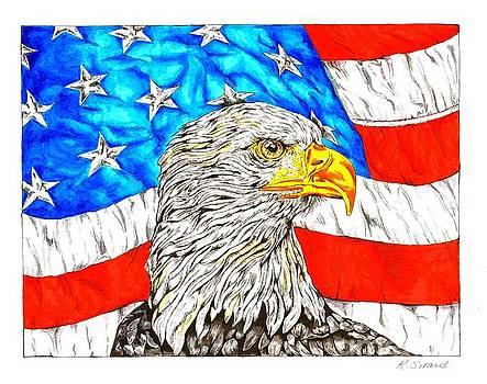 American Freedom by Karen Sirard