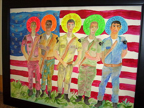 American Saints by Jack Donahue