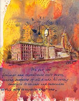 American Spinning by Edith Hardaway