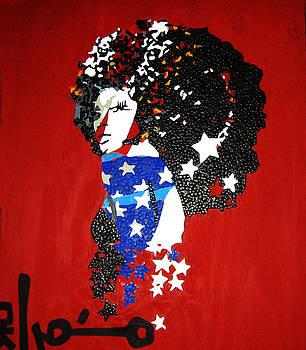 American Woman by Voodo Fe' Culture