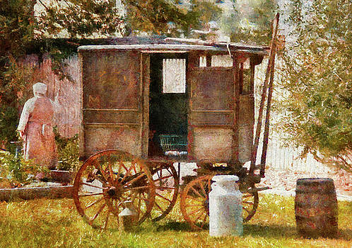 Mike Savad - Americana - The Milk and Egg wagon