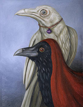 Amethyst by Leah Saulnier The Painting Maniac