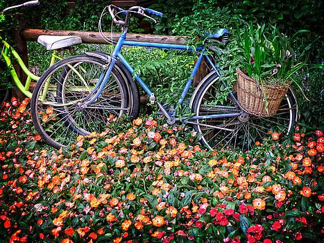 Edward Fielding - Among the Flowers