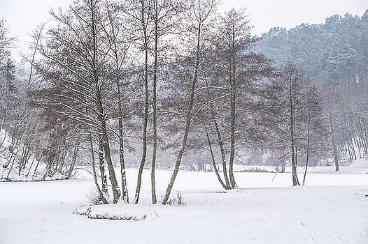 Jenny Rainbow - Among Winter Silence