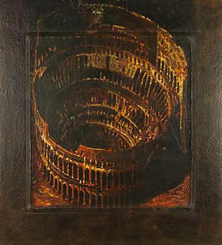 Amphitheatre 1 by Mark Howard Jones