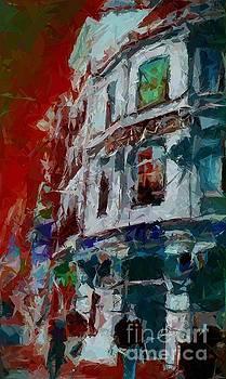Amsterdam by Jacqueline McReynolds