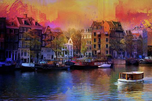 Amsterdam. by Lyn Darlington