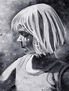 An Angels Face by Joseph Palotas