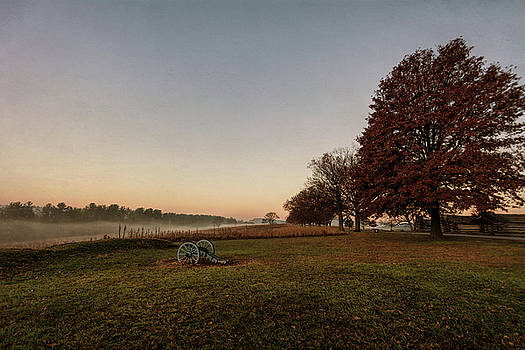 An Autumn Monring by Jeff Oates Photography