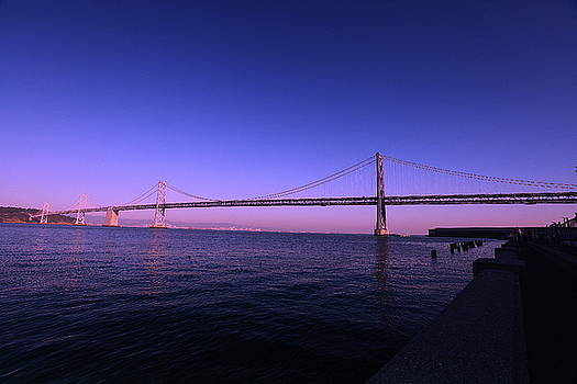 An Evening In San Francisco  by Linda Edgecomb