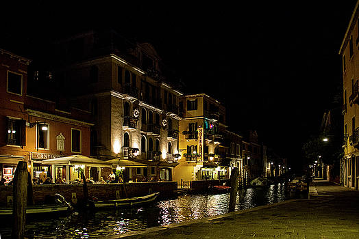 An Evening in Venice by Jean Haynes