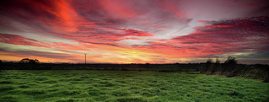 An Irish Landscape by Martina Fagan