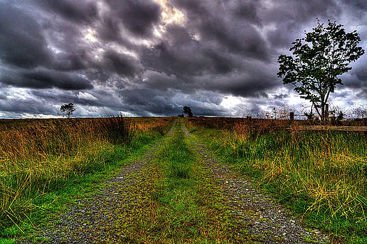 An Irish Road by Kim Shatwell-Irishphotographer