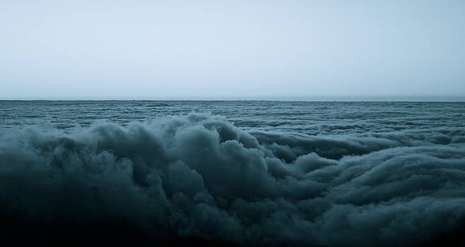 An Ocean of Clouds by Tracey Myers