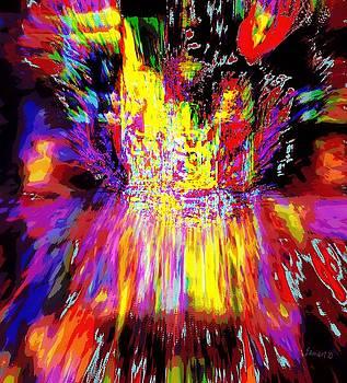 An Optical Effect by Fania Simon