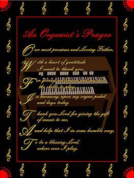 An Organists Prayer_2 by Joe Greenidge
