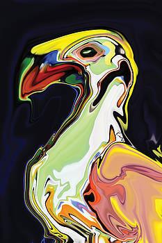 An Unknown Bird by Rabi Khan