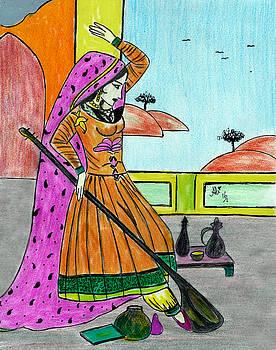 Anarkali by Bobby Dar