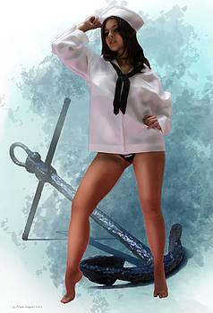 Anchors Aweigh by Crispin  Delgado