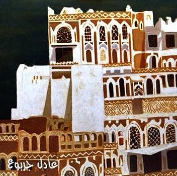 Ancient arabic city 2 by Adel Jarbou