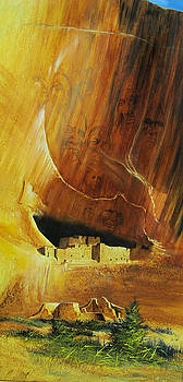 Ancient Dwellings by Robert Carver
