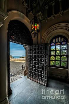 Adrian Evans - Ancient Entrance