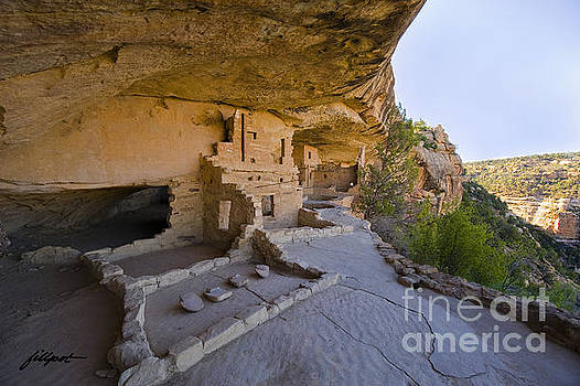 Ancient Kitchen by Jim Fillpot