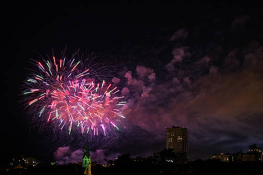 And the Rockets Red Glare by CJ Schmit
