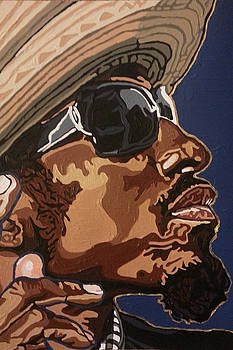 Andre 3000 by Rachel Natalie Rawlins