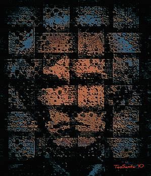Andy Warhol Weave   series   by Teodoro De La Santa