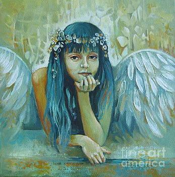 Angel 3 by Elena Oleniuc