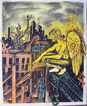 Angel by Beka Burns