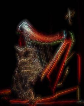 Angel Cat by William Horden