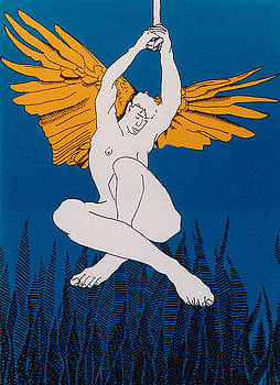 Angel by E Gibbons