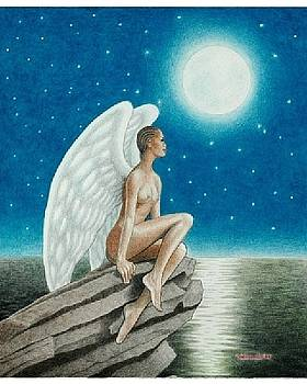Angel In The Moonlight by Jay Thomas II