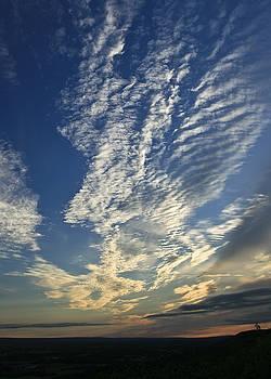 Angel in the Sky by Nora Blansett