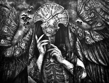 Angel Of Death - Hellboy 2 by Arno Schaetzle