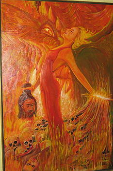 Angel Of Seduction by Todd  Gates