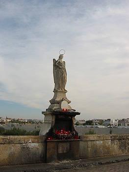 Angel Raphael in Cordoba Spain by Halle Treanor