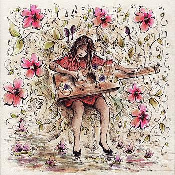 Angel Song by Rachel Christine Nowicki