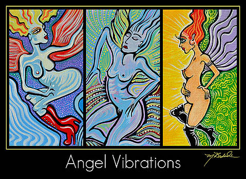 Angel Vibrations by Melissa Wyatt
