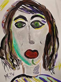 Angela Lee by Mary Carol Williams