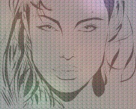 Cheryl Young - Angelina Mosaic